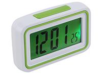 Фото Говорящие настольные часы KK-9905TR Зеленые