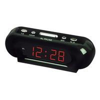 Фото LED часы VST-716-1 красные