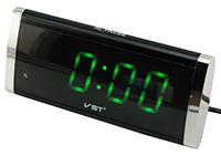 Фото Часы настольные VST-730 зеленые