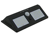 Фото Светильник на солнечной батарее с датчиком движения 1626А