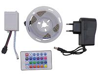 Фото Гибкая светодиодная лента RGB LED 3528 5м