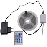 Фото Гибкая светодиодная лента RGB LED 3528 5м влагозащищенная