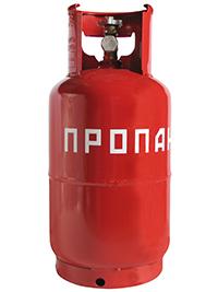 Фото Газовый баллон Novogas 12 литров