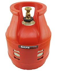 Фото Композитный газовый баллон SafeGas 12л