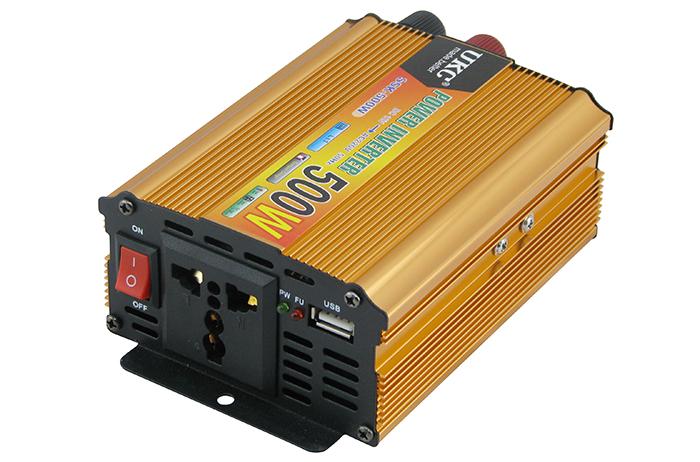 Преобразователь напряжения с 12В на 220В UKC Technology SSK-500W