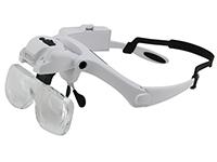Фото Бінокулярні окуляри з підсвічуванням 9898.7 RD