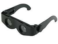 Фото Окуляри зі збільшувальним склом окуляри-бінокль Zoomies Hands Free Binocular