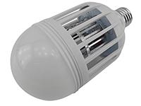 Фото Світлодіодна лампа пастка від комарів Zapp Light