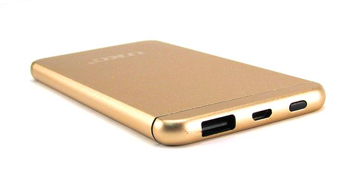 Фото Портативное зарядное устройство UKC 15 000mAh(реальная емкость 3000mAh)