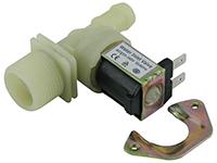 Фото Водяной электромагнитный клапан для регулировки влажности 180 градусов
