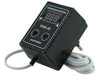 Фото Терморегулятор цифровий ТРМ-10 розетковий