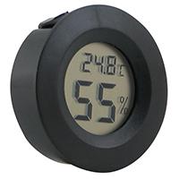 Фото Электронный термометр с гигрометром 27000