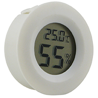 Фото Электронный термометр с гигрометром 27001