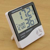 Фото Термометр з вимірником вологості HTC-1 №93
