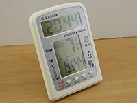 Фото Комнатный термометр KT-201 №1