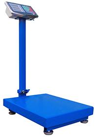 Фото Платформенные весы Crystal до 300 кг
