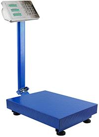 Фото Платформенные весы Domotec до 150 кг Steel 30 x 40 см