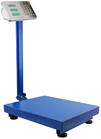 Фото Платформенные весы Domotec Steel до 300 кг
