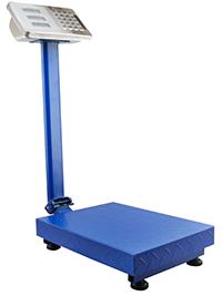 Фото Платформенные весы Domotec до 100 кг