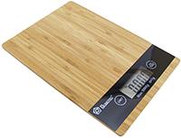 Фото Весы Domotec MS-A бамбуковая платформа