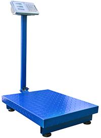 Фото Платформенные весы Matarix MX-427 до 600 кг