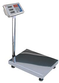 Фото Весы платформенные Domotec до 300 кг 40 x 50 см