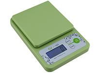 Фото Електронні кухонні ваги Qunze QZ-160 Зелені