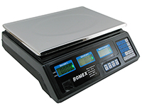 Фото Торговельні ваги Romex до 40 кг