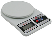 Фото Электронные кухонные весы SF-400 до 10кг