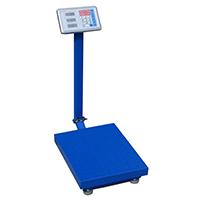 Фото Платформенные весы Domotec до 150 кг Steel