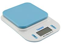 Фото Ваги кухонні Aslor QZ-109 до 2 кг 0.1 г сині
