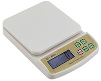 Фото  Електронні кухонні ваги SF-400A до 10 кг