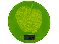 Фото Кухонные весы Vilgrand VKS-519 Apple