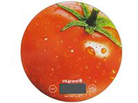 Фото Кухонні ваги Vilgrand VKS-519 Tomato