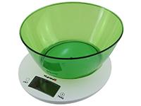 Фото Ваги кухонні Vilgrand VKS-533C зелені