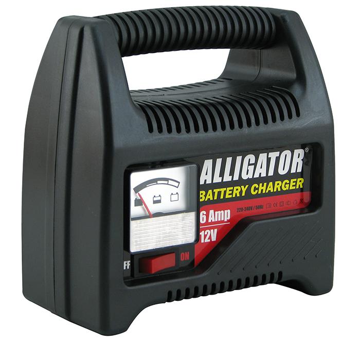 Зарядное устройство Alligator AC-803