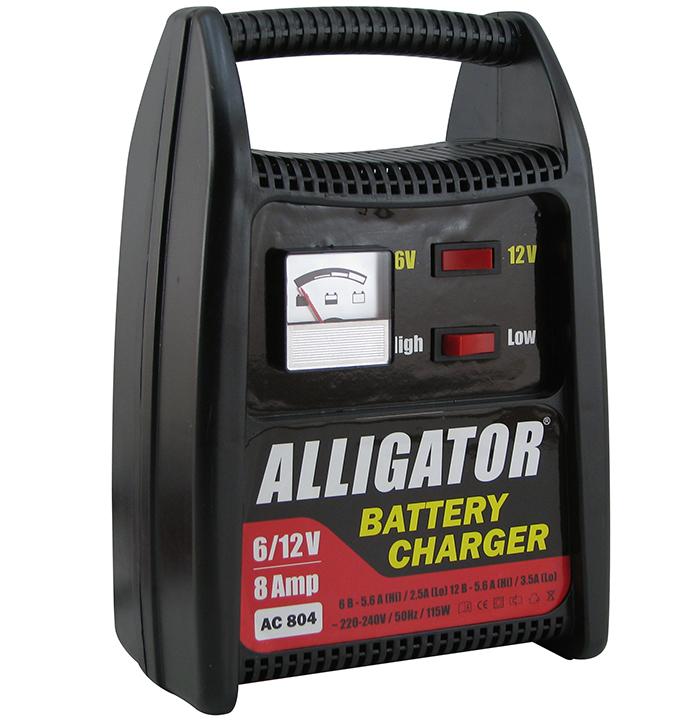 Зарядное устройство Alligator AC-804