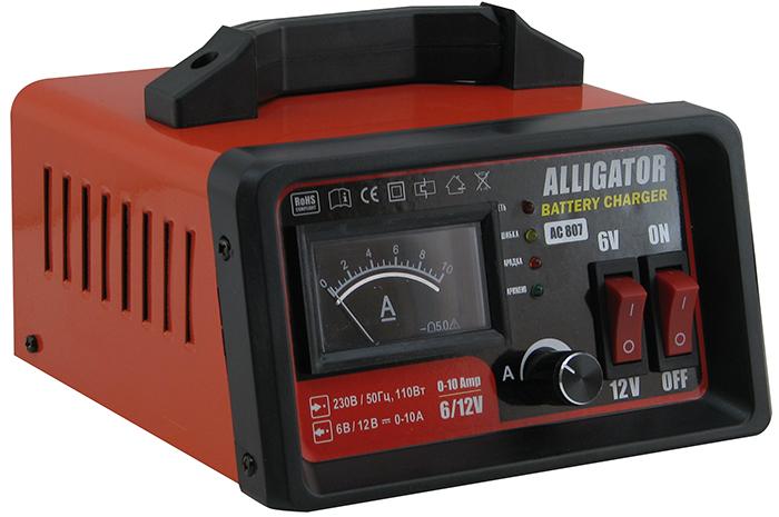 Зарядное устройство Alligator AC-807