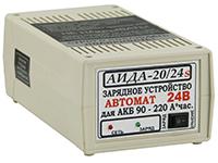 Фото Зарядное устройство Аида-20/24s (для гелевых и кислотных)