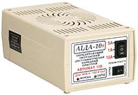 Фото Зарядное устройство Аида-10s (для гелевых и кислотных аккумуляторов)