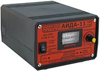 Фото Зарядное устройство автомат Аида-11 (для гелевых и кислотных аккумуляторов)
