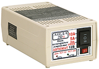 Фото Пуско-зарядное устройство Аида-20s (для гелевых и кислотных аккумуляторов)