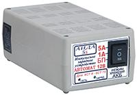 Фото Зарядное устройство Аида-5s (для гелевых и кислотных аккумуляторов)