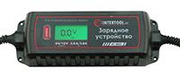 Фото Интеллектуальное зарядное устройство Intertool AT-3023 6/12 В