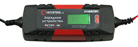 Фото Интеллектуальное зарядное устройство Intertool AT-3024 6/12 В