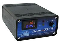 Фото Трансформаторное зарядное устройство Зоря ТР-5